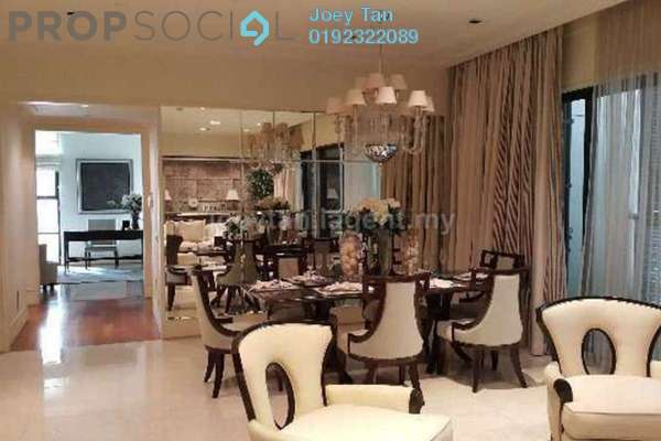 For Sale Condominium at The Binjai On The Park, KLCC Freehold Fully Furnished 3R/5B 8.6m