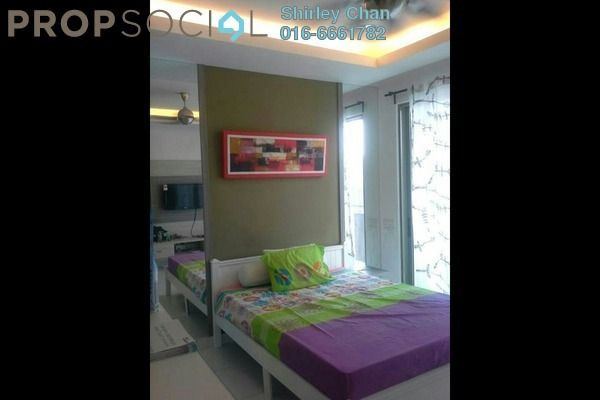 For Rent Condominium at 10 Mont Kiara, Mont Kiara Freehold Semi Furnished 5R/4B 12k