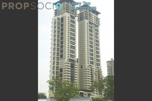 For Sale Condominium at The Binjai On The Park, KLCC Freehold Unfurnished 3R/5B 7.98m