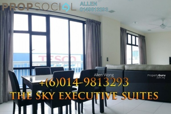 For Rent Serviced Residence at The Sky Residence, Cheras Freehold Fully Furnished 3R/4B 3.5k