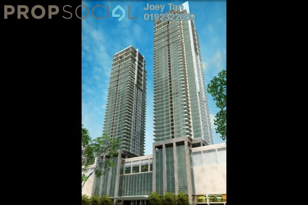 For Sale Condominium at Pavilion Residences, Bukit Bintang Leasehold Semi Furnished 2R/2B 2.65m