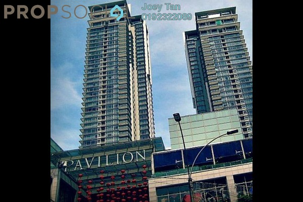 For Sale Condominium at Pavilion Residences, Bukit Bintang Leasehold Semi Furnished 3R/2B 2.9百万
