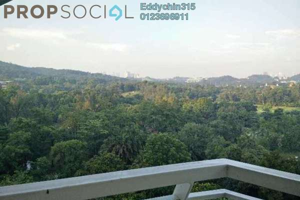 For Sale Condominium at The Plaza Condominium, TTDI Freehold Semi Furnished 3R/4B 1.44m