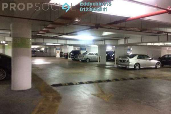 For Sale Condominium at The Plaza Condominium, TTDI Freehold Fully Furnished 5R/7B 2.48m