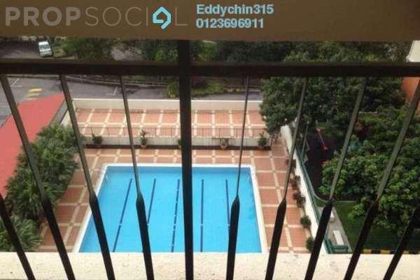 For Rent Condominium at La Vista, Bandar Puchong Jaya Freehold Semi Furnished 3R/2B 1.6千