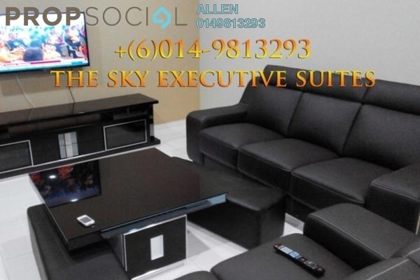 For Rent Condominium at Taman Bukit Indah, Bukit Indah Freehold Fully Furnished 3R/4B 3.5k