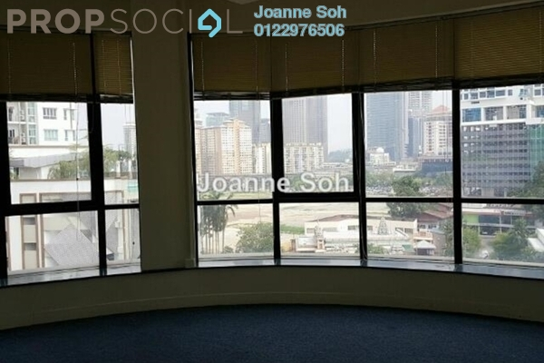For Rent Office at Wisma Volkswagen, Bangsar Freehold Semi Furnished 0R/0B 17.5k