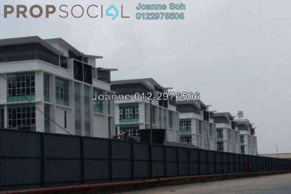 For Sale Factory at Bukit Angkat, Kajang Freehold Unfurnished 0R/0B 4.8m