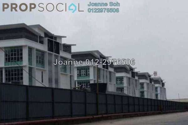 For Rent Factory at Bukit Angkat, Kajang Freehold Unfurnished 0R/0B 13.5k