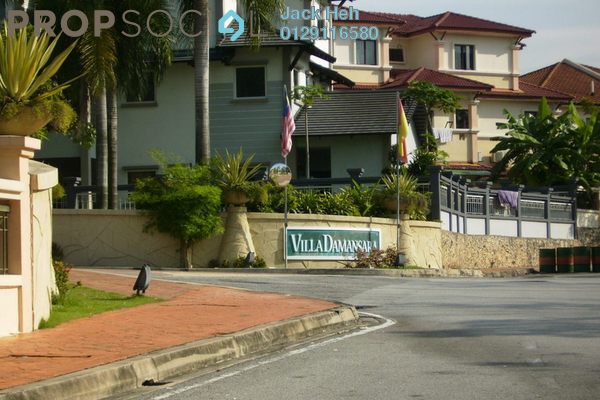 For Sale Semi-Detached at Villa Damansara, Kota Damansara Leasehold Semi Furnished 5R/4B 1.9m