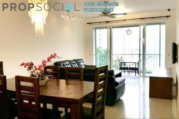 For Rent Condominium at Kiaramas Ayuria, Mont Kiara Freehold Fully Furnished 3R/4B 5k