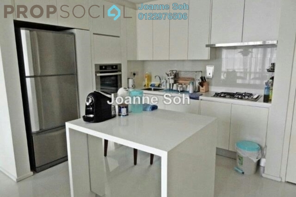 For Sale Condominium at Hampshire Residences, KLCC Freehold Fully Furnished 2R/2B 1.65m