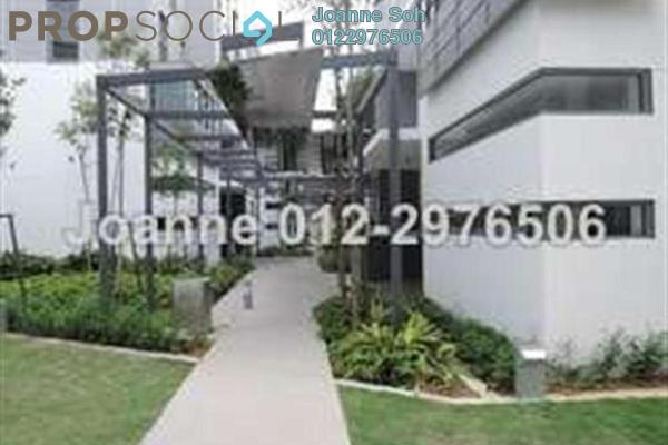 For Sale Terrace at The Breezeway, Desa ParkCity Freehold Semi Furnished 3R/4B 2.65m