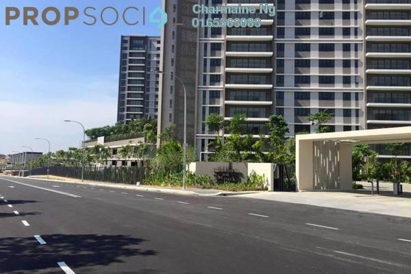 For Rent Condominium at Windows On The Park, Bandar Tun Hussein Onn Freehold Semi Furnished 3R/2B 1.3k