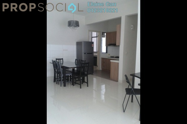 For Rent Condominium at KM1, Bukit Jalil Freehold Fully Furnished 3R/0B 3k