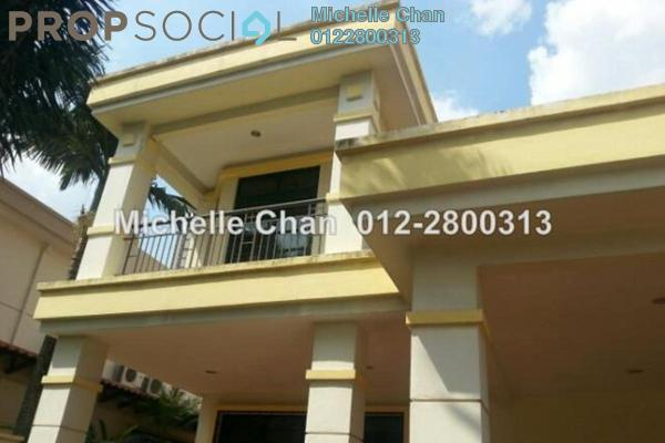 For Rent Semi-Detached at Tropicana Indah, Tropicana Leasehold Semi Furnished 4R/5B 6k