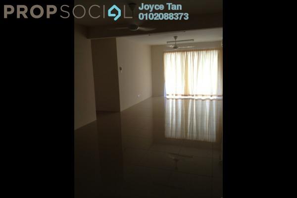 For Sale Condominium at Platinum Hill PV3, Setapak Freehold Semi Furnished 4R/2B 599k