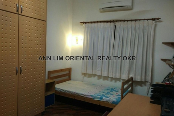 For Sale Terrace at Happy Garden, Old Klang Road Leasehold Semi Furnished 5R/4B 1.1m
