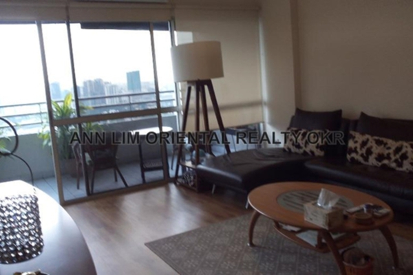 For Rent Condominium at Park Rose, Bangsar Leasehold Fully Furnished 2R/2B 4.1k