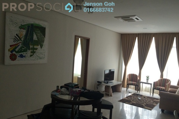 For Sale Condominium at Soho Suites, KLCC Freehold Fully Furnished 2R/2B 1.05m