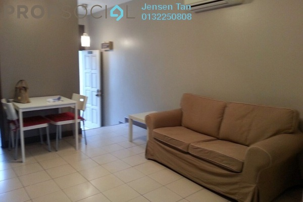 For Sale Condominium at Tivoli Villas, Bangsar Freehold Fully Furnished 1R/1B 660k