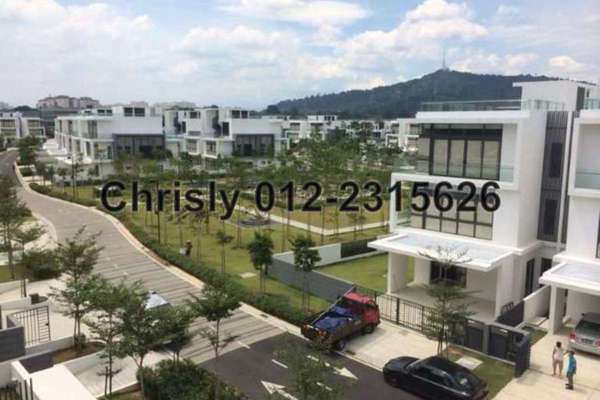 For Sale Semi-Detached at Grove, Sungai Besi Leasehold Semi Furnished 5R/6B 3.2m