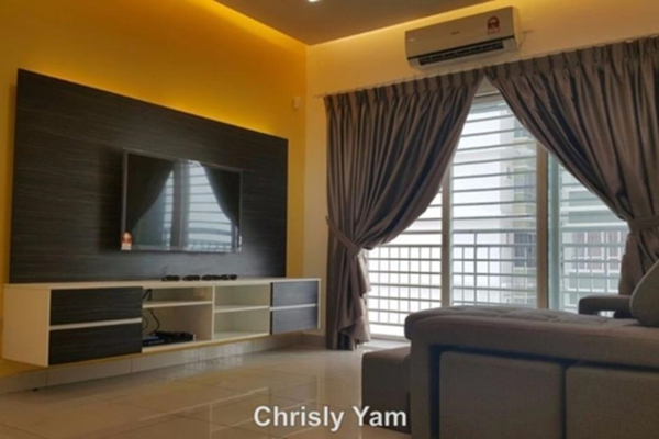 For Sale Apartment at Endah Promenade, Sri Petaling Leasehold Unfurnished 3R/3B 650k