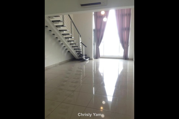 For Sale Condominium at The Scott Garden, Old Klang Road Leasehold Semi Furnished 1R/2B 420k