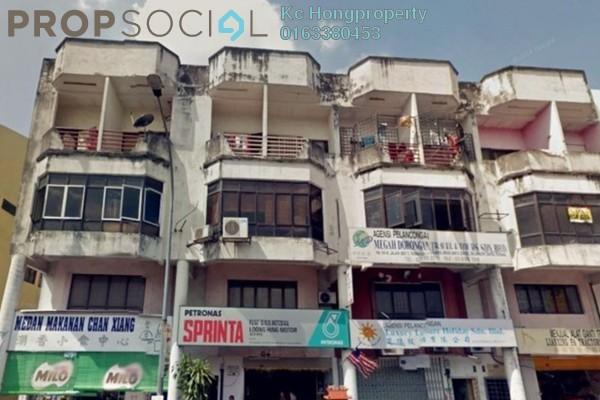For Sale Apartment at Taman Sri Batu Caves, Batu Caves Freehold Unfurnished 2R/1B 150k