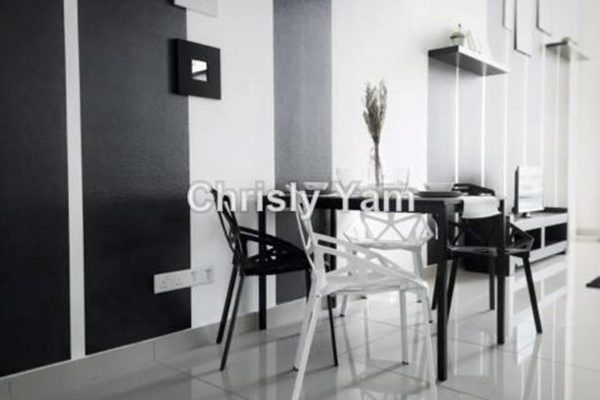 For Rent SoHo/Studio at The Scott Soho, Old Klang Road Leasehold Unfurnished 1R/2B 2k