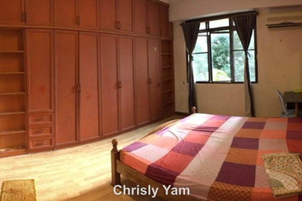 For Rent Condominium at Vista Komanwel, Bukit Jalil Leasehold Semi Furnished 3R/2B 1.6k