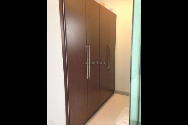 For Sale Condominium at Ritze Perdana 1, Damansara Perdana Leasehold Fully Furnished 1R/1B 420k