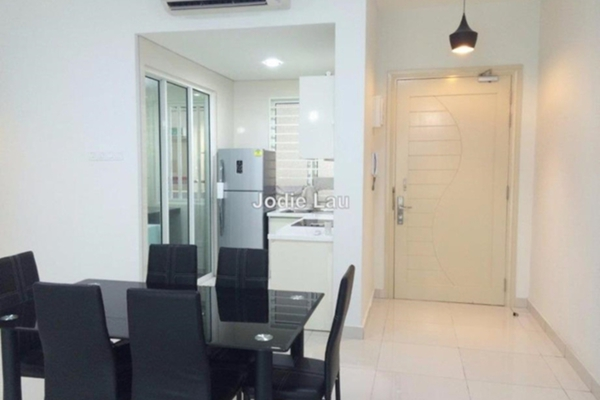 For Sale Condominium at Glomac Damansara, TTDI Leasehold Semi Furnished 3R/2B 960k