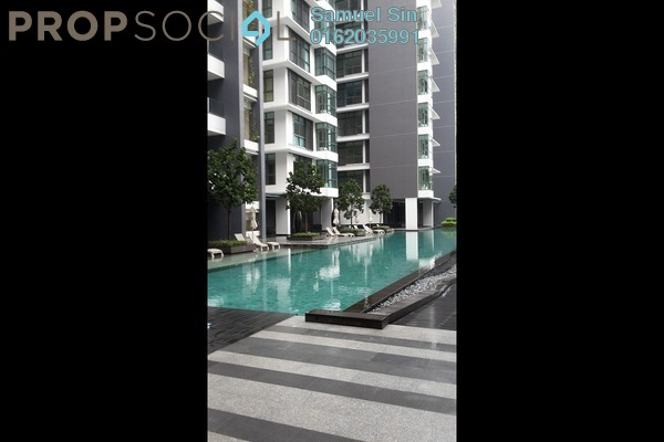 For Sale Condominium at Madge Residences, Ampang Hilir Freehold Semi Furnished 4R/4B 4.74m