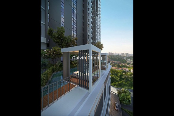 For Sale Condominium at Avantas Residences, Old Klang Road Leasehold Unfurnished 3R/2B 780k