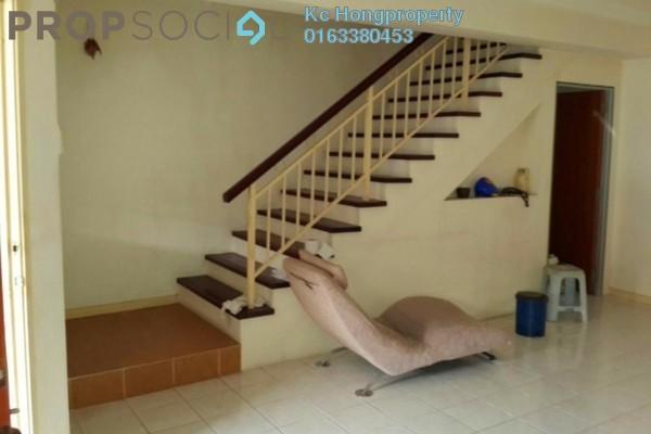For Sale Terrace at Taman Cheras Idaman, Bandar Sungai Long Leasehold Semi Furnished 4R/3B 580k
