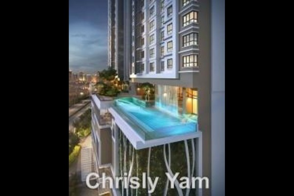 For Rent Condominium at Avantas Residences, Old Klang Road Leasehold Unfurnished 1R/1B 1.7k