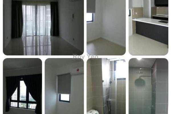 For Sale Condominium at Boulevard Residence, Bandar Utama Leasehold Unfurnished 3R/2B 600.0千