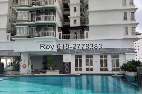 For Sale Condominium at Endah Promenade, Sri Petaling Leasehold Unfurnished 3R/2B 650k