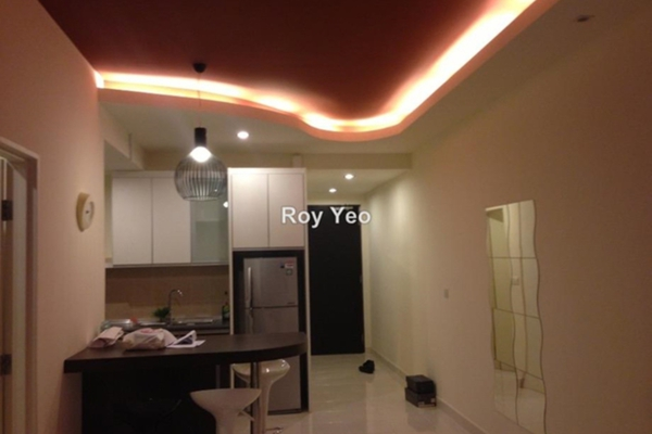 For Rent Condominium at Ken Damansara II, Petaling Jaya Leasehold Fully Furnished 3R/2B 2.5千