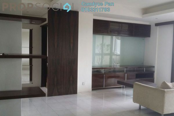 For Sale Condominium at Tivoli Villas, Bangsar Freehold Fully Furnished 2R/2B 1.1m