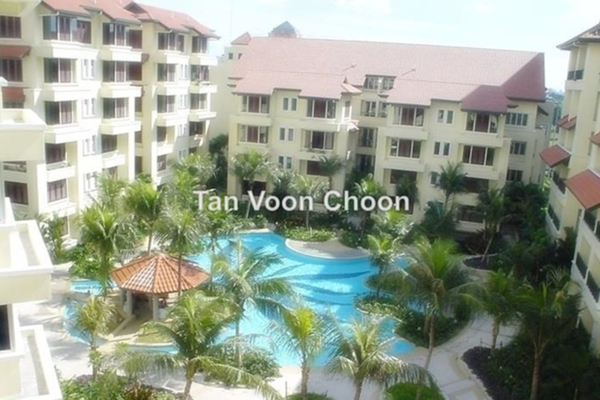 For Sale Condominium at Riana Green, Tropicana Leasehold Fully Furnished 4R/3B 675k