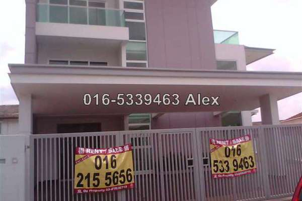 For Sale Bungalow at Section 21, Petaling Jaya Freehold Unfurnished 7R/6B 3.1m