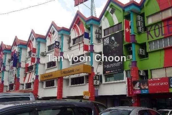 For Sale Office at Sunway Metro, Bandar Sunway Leasehold Fully Furnished 0R/0B 11m