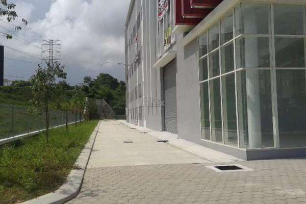 For Rent Factory at Temasya Industrial Park, Temasya Glenmarie Leasehold Unfurnished 0R/0B 30k