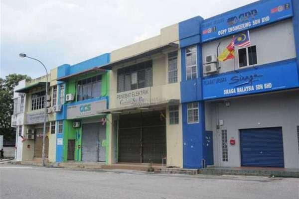 For Rent Factory at Sunway Damansara Technology Park, Sunway Damansara Leasehold Semi Furnished 0R/0B 5.5k