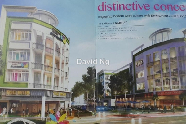 For Rent Shop at Precinct 18, Putrajaya Freehold Unfurnished 0R/0B 12k
