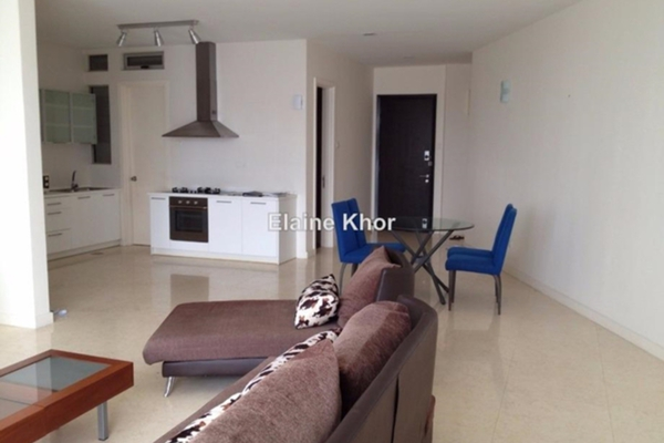 For Sale Condominium at Idaman Residence, KLCC Leasehold Unfurnished 3R/3B 1.8m