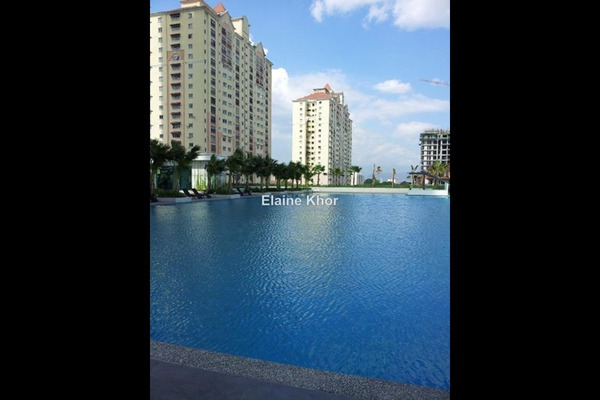 For Rent Condominium at Scenaria, Segambut Leasehold Unfurnished 3R/2B 1.5k