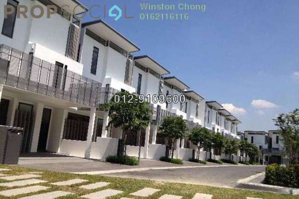 For Sale Terrace at The Mansions, Desa ParkCity Freehold Semi Furnished 5R/6B 4.2m